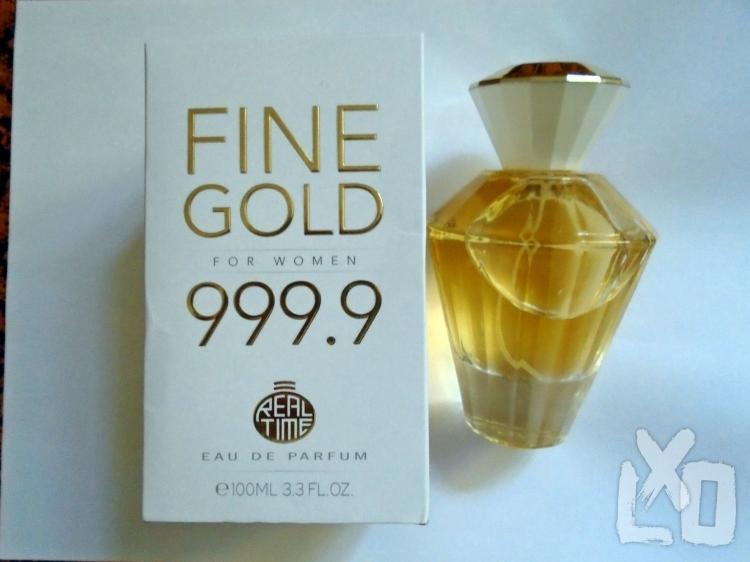 Fine Gold 999.9 női parfüm 100ml apróhirdetés