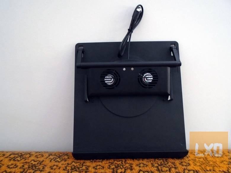 Forgótálcás laptop hűtő apróhirdetés
