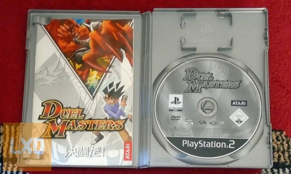 PS2 Duel Masters (Limited Edition) apróhirdetés