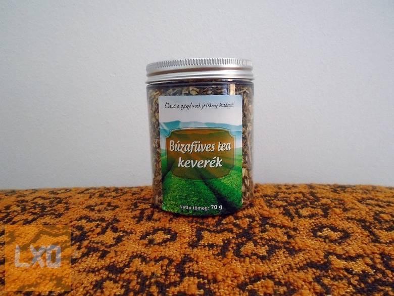 Búzafüves tea keverék 70g apróhirdetés