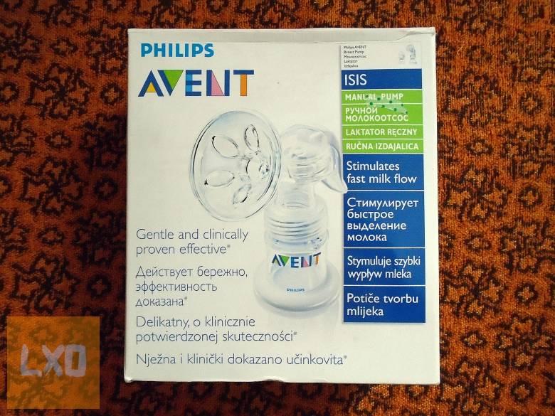 Philips Avent Isis kézi mellszívó apróhirdetés