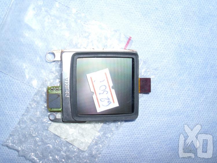 Eladó, gyári Nokia LCD kijelző, 6230 i, valamint 5500 típusokhoz.  apróhirdetés