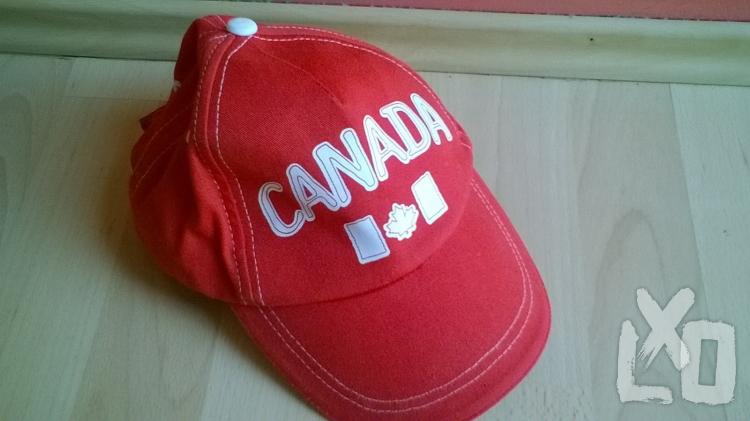 Uj! Baseball sapka, állítható, Canada 1.200.-Ft apróhirdetés